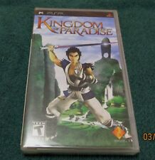PlayStation PSP- Kingdom of Paradise ~ Brand New Factory Sealed Game ~