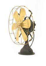 "16"" Blade Electric Desk Fan Oscillating Orbit Work 3 Speed Vintage Antique style"
