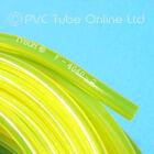 Tygon Fuel Tube/Hose - Plane Car Engine Mower Petrol 2mm 2.4mm 3.2mm 4.8mm 6.4mm