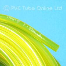 More details for tygon fuel tube/hose - plane car engine mower petrol 2mm 2.4mm 3.2mm 4.8mm 6.4mm