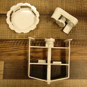 Kitchen Aid Ice Cream Maker Stand Mixer  Replacement Attachments NO BOWL KICA0WH