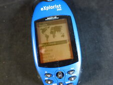 Magellan eXplorist 300 Handheld GPS with Batteries tested, works great!