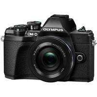 Olympus OM-D E-M10 Mark III Mirrorless Micro 4/3 W/14-42mm EZ &Grip V207072BU010
