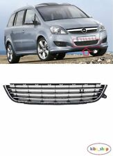 VAUXHALL OPEL ZAFIRA B 2008 - 2011 NEW GENUINE FRONT BUMPER LOWER GRILLE GRILL