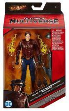 "DC Multiverse Earth 2 The Flash Jay Garrick 6"" Action Figure King Shark BAF"