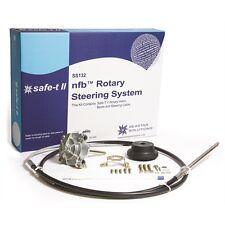 SeaStar Teleflex Marine SS13214 NFB Safe-T II Rotary 14 Foot Outboard Steering
