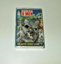 UNCANNY X-MEN WHAT YOU GIVE IS WHAT YOU GET CASSETTE 1986 AUSTRALIAN RELEASE