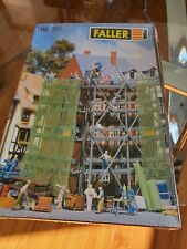 Faller Scaffolding With Accesories 352 Ho Scale