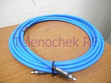 Teledyne RF microwave coaxial cable SMA DC-12 GHz ultra low loss 360 inch, 30ft