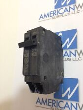 General Electric THQP220  20 AMP 2 Pole Circuit Breaker Used