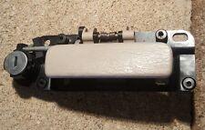2002-2007 Jeep Liberty Glove Box Latch Lock No Key Light Tan OEM Part