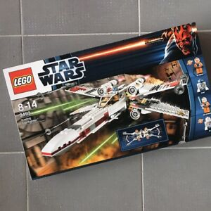 LEGO 9493 STAR WARS X-wing Starfighter Neuf & Scellé / New & Sealed