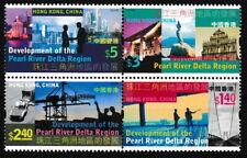 Hong Kong-Pearl River Delta región viererblock post frescos 2004 mié. 1218-1221