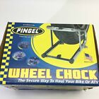 """Pingel 3.5"""" Removeable Motorcycle Wheel Chocks WC350 DS390095"""