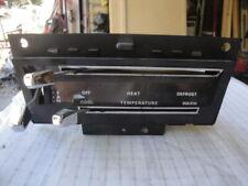 1969 mustang none ac heater controls original