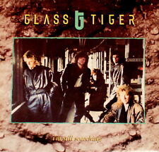 """GLASS TIGER """"I'M STILL SEARCHING/Suffer In"""" MANHATTAN 50116 (1987) 45 & PS"""