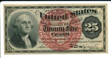 FR1301 25c US Fractional Currency