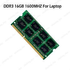 16GB DDR3 1600MHz PC3L-12800 SODIMM 204pin Sodimm Laptop Memory RAM For Micron