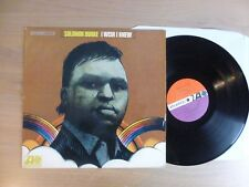 Solomon Burke – I Wish I Knew, GER'68, Atlantic Plum, LP, vinyle: VG