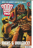 2000AD 2000 AD Prog 1240 May 1 2001 VF NM Judge Dredd ABC Warriors