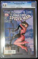 Amazing Spider-Man #638 Marvel Comics CGC 9.8 White Pages