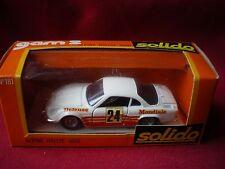 SOLIDO Alpine Rallye 1600 N°181 1/43em