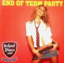 SCHOOL DISCO.COM END OF TERM PARTY - 2 X CDS 40+ TRACKS 70S 80S ROCK CD CDJ DJ