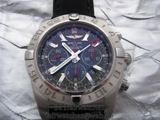 Breitling Chronomat GMT AB0410 Chronometre Chronograph Limitiert 47 mm Automatic