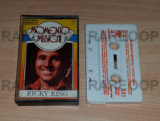 Momento Musical by Ricky King (Cassette) TAPE MADE IN ARGENTINA