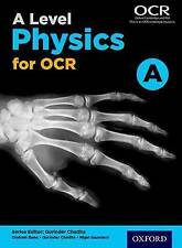 A Level Physics a for OCR Student Book by Jo Locke 9780198352181