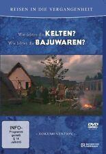 DVD * REISEN IN DIE VERGANGENHEIT - WIE LEBTEN DIE KELTEN  # NEU OVP >
