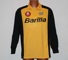 maglia TANCREDI roma barilla no match worn issued 89-90 ennerre goalkeeper s48