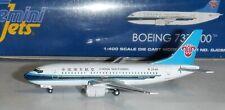 Gemini jets 1:400 -  China Southern Airlines   737-500    #B-2548  -  GJCSN1070