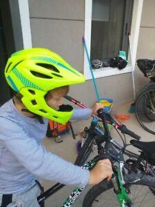 Full Face Kids Bike Helmet Downhill MTB Motorcycle Children Protection Aged 3-10