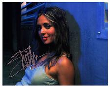 ***ELIZA DUSHKU ***Autographed (8x10) Glossy Reprint