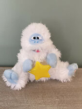 Musical Abominable Snowman Plush Bumble Rudolph Red Nose Reindeer Lighted Star