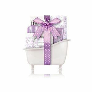 Winter in Venice Lavender Mist Bath Tub Gift Set (Christmas Gift Set)