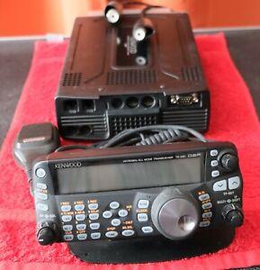 emetteur recepteur KENWOOD TS-480 HF/50 MHZ tous modes 100 Watts état comme neuf