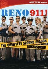 Reno 911: Complete Second Season - Uncensored [New DVD] 3 Pack
