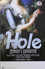 HOLE, NOBODYS DAUGHTER POSTER (P2)