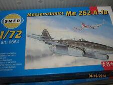 Smer Wwii German Messerschmitt Me-262 A-1A Fighter Plane-1/72 Scale-Free Ship