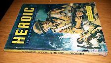 HEROIC # 18-1972-EDIZIONE ALHAMBRA-COMIC WAR-FUMETTO DI GUERRA-di reso-GU1