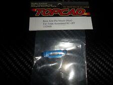 TOPCAD 15206B support de triangles arrière aluminium ASSOCIATED RC18T