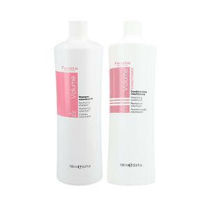 FANOLA VOLUME Set Cheveux fins Shampoing 1000ml + Revitalisant 1000ml