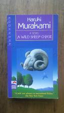 Haruki Murakami – A Wild Sheep Chase (1st/1st Japan 1992)