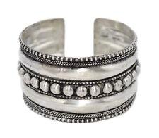 Boho Bracelet Tribal Bracelet Silver Bracelet Tibetan Bracelet Gypsy Bracelet