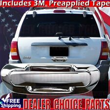 1999 2000 2001 2002 2003 2004 JEEP GRAND CHEROKEE Chrome Tailgate Handle Cover