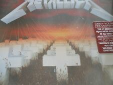 Metallica ‎– Master Of Puppets  Blackened Recordings ‎– BLCKND005R-1 2017 NEW