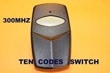 Multicode 3089 Comp Garage Door Opener Or Gate Opener Remote