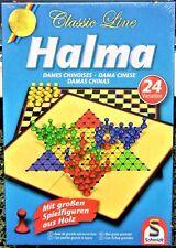 Schmidt Spiele 49217 Classic Line: Halma mit großen Spielfiguren